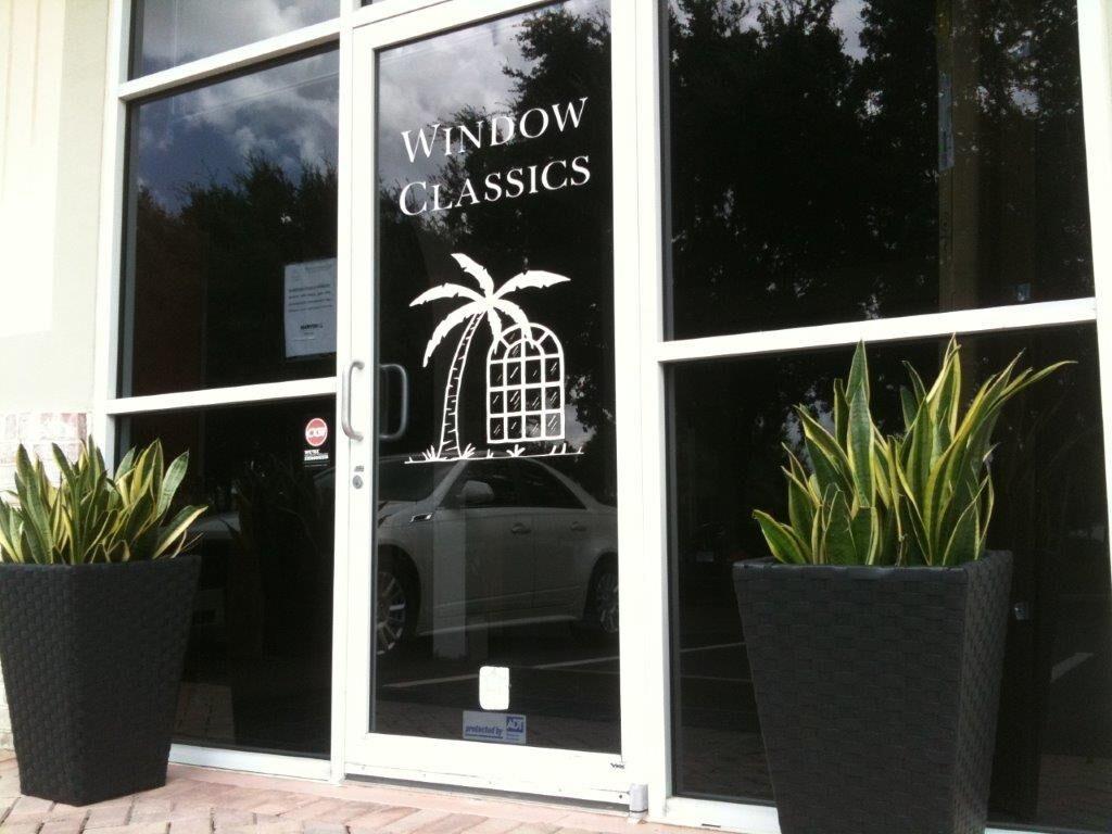 & History | Window Classics